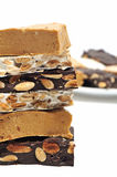 Turron Foto de Stock Royalty Free