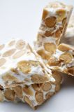 Turron Royalty Free Stock Images