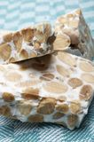 Turron Royalty Free Stock Photos