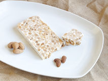 Turron Photos stock