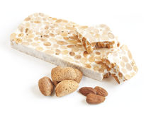 Turron Photographie stock