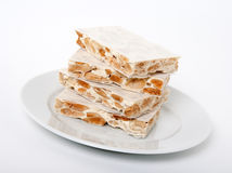 Turron, traditional Spanish dessert Stock Photography