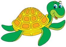 Turtle. Vector clip-art / funny turtle for children's design vector illustration