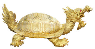 The Turtle dragon Stock Photo