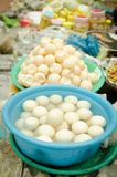 Turtle Eggs. Sold in a market Royalty Free Stock Image