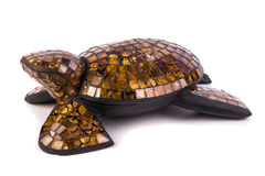 Turtle figurine Stock Photo