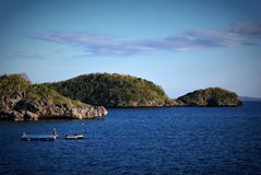 Turtle Island Royalty Free Stock Photo