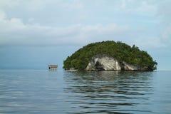 Turtle island Royalty Free Stock Photography