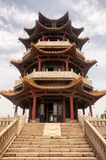 Turtle Island Pagoda Wuxi China Royalty Free Stock Photos