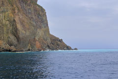 Turtle island, yilan county, taiwan Stock Image
