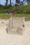Galgibaga Beach Royalty Free Stock Photo