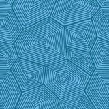 Turtle pattern. Royalty Free Stock Image
