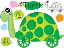 Turtle Toy Royalty Free Stock Photo