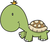 Turtle Vector Illustration Royalty Free Stock Photo