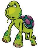 Turtle. Vector illustration of Cartoon Turtle monster Royalty Free Stock Photos