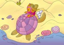 Turtle1 Stock Image
