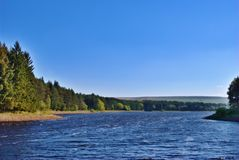 Turton & Entwistle Reservoir Stock Images