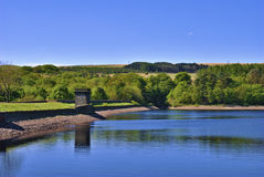 Turton & Entwistle Reservoir Stock Photography