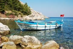 Turunc, Turkey. Scene from Holiday Resort Marmaris-Turunc, Turkey Royalty Free Stock Photo