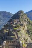 Turyści Mach Picchu rujnują Cuzco Peru Zdjęcia Stock