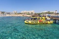 Turyści na rejs łodzi Zdjęcie Royalty Free
