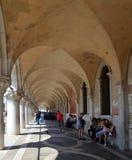 turyści Venice Obraz Stock