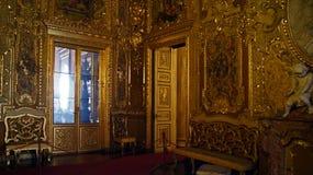 Turyn Palazzo Real Royal Palace Savoy dynastia zdjęcie royalty free
