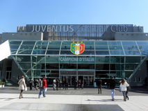 Juventus stadium obrazy stock