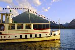 turysta statku Fotografia Royalty Free