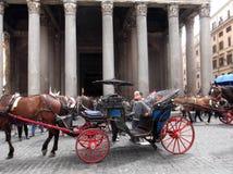 Turysta w Rzym zdjęcie stock