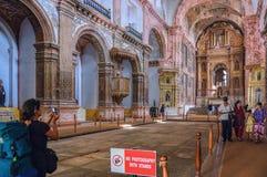 Turysta wizyta sławny punkt zwrotny obrazy royalty free