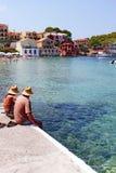 turysty wakacje fotografia stock