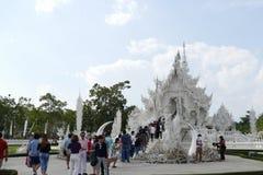 Turystyczna podróż widzieć piękną sztukę i rzeźbić projekt Fotografia Royalty Free