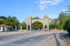 Turystyczna wioska Beldibi, Turcja Fotografia Royalty Free