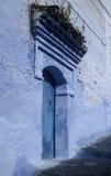 turystyczne wioski Maroko, Chefchaouen Zdjęcie Stock