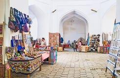 Turystyczny bazar obraz royalty free