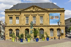 Turystyczny centrum informacyjne, Metz, Francja Obraz Stock
