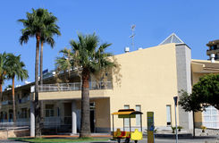Turystyczny hotelowy kompleks Fotografia Stock