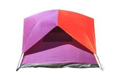 Turystyczny namiot Zdjęcia Royalty Free