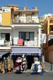 Turystyczny prezenta sklep, Torremolinos Zdjęcia Stock