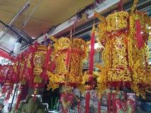 Turystyka Chinatown w Tajlandia Obraz Royalty Free