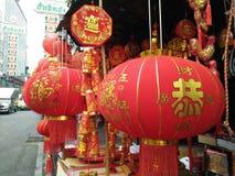 Turystyka Chinatown w Tajlandia Zdjęcie Stock
