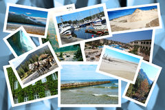 Turystyka i podróż Fotografia Stock