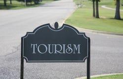 Turystyka znak Zdjęcie Stock
