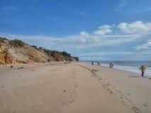 Tusan plaża obrazy stock