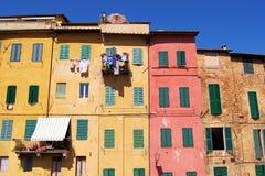 Tuscan architecture Stock Photo