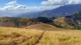 Tuscan berg Royaltyfria Bilder