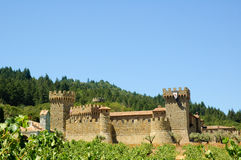 Tuscan castle Royalty Free Stock Photography