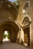Tuscan chapel stock images