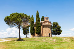 Tuscan country Royalty Free Stock Image